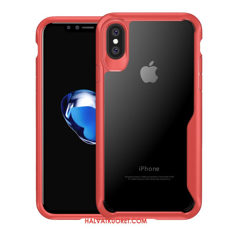 iPhone Xs Max Kuoret Ultra Luova Tide-brändi, iPhone Xs Max Kuori All Inclusive